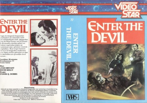 enter the devil dutch vhs front & back2