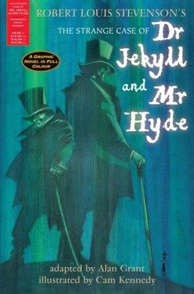 Jekyll and Hyde Cam Kennedy Alan Grant Waverley Books