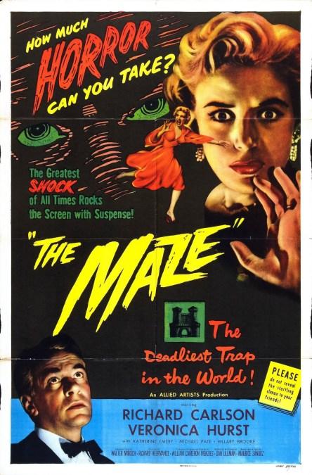 maze_1953_poster_01