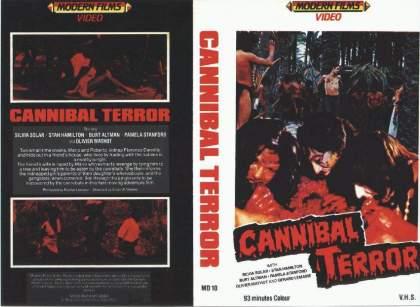 1981 - Cannibal Terror (VHS)