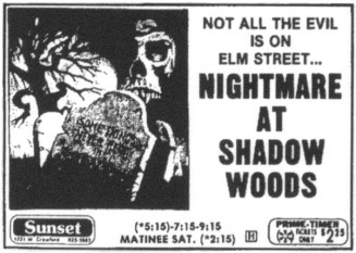 nightmare at shadow woods ad mat2