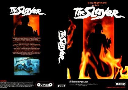 THE+SLAYER+VHS+ORIGINAL