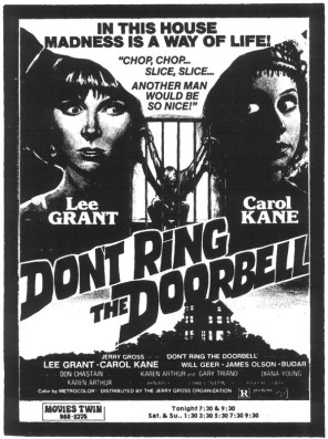 don't ring the doorbell mafu cage