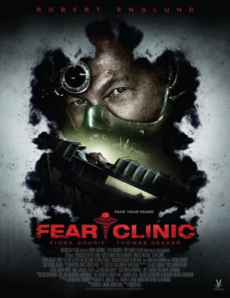 fear clinic robert englund