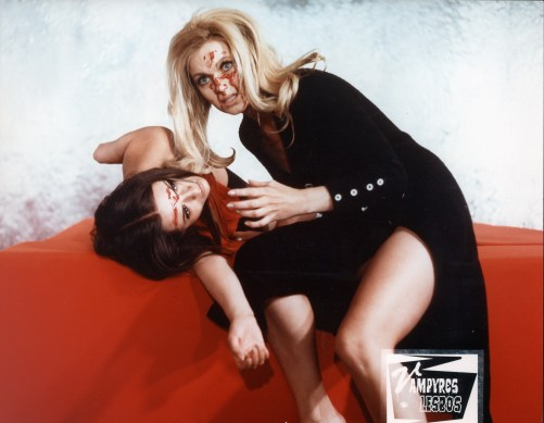 Vampyros lesbos (1971) Spain