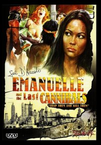 emanuelle and the last cannibals dvd
