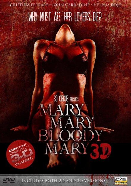 mary mary bloody mary 3D