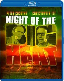 night of the big heat blu-ray