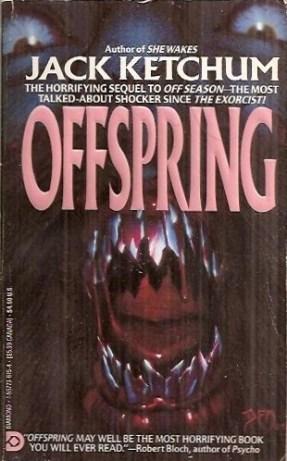 offspring - jack ketchum - 1991 -diamond books
