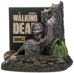 The Walking Dead Season 4 Limited Edition Blu ray