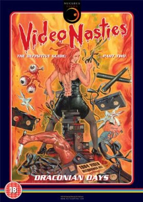 video nasties definitive guide part two dvd