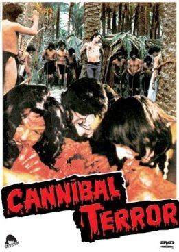 cannibal terror severin dvd