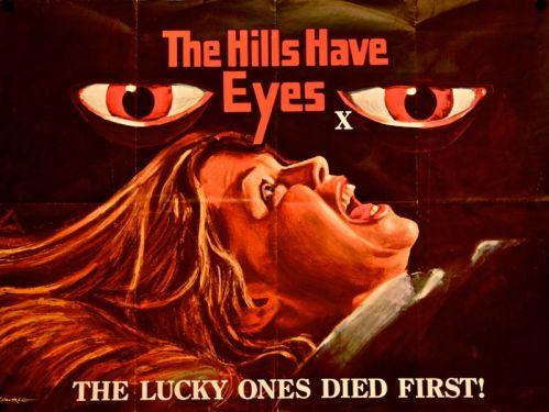 The Hills Have Eyes (original teaser) Quad