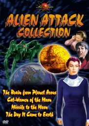 alien attack collection dvd