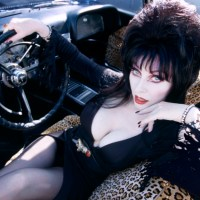Cassandra Peterson aka Elvira, Mistress of the Dark - actress