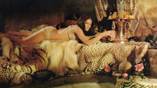 martine beswick slave girls 1967