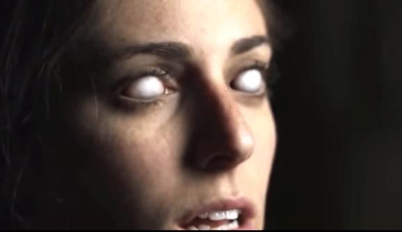 Mummy Resurrected white eyes