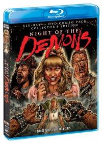 Night of the Demons 1988 Blu-ray
