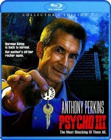 Psycho III Blu-ray