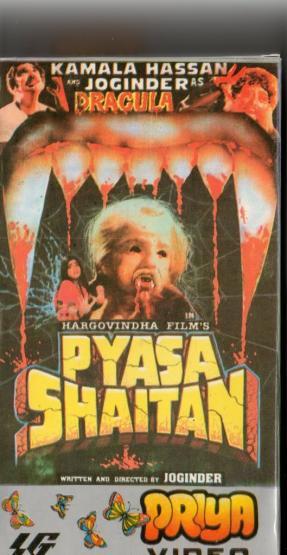 Pyasa Shaitan