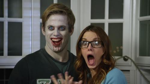 The Coed and the Zombie Stoner rom zom com