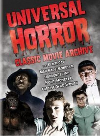 Universal Horror Classic Movie Archive DVD