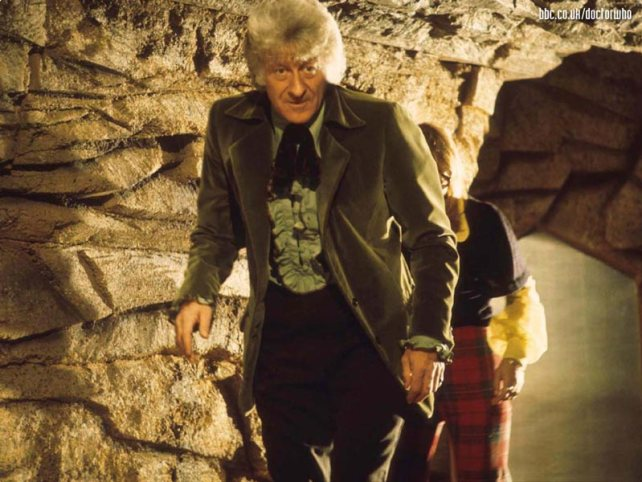 chislehurst caves doctor who jon pertwee