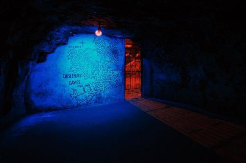 Chislehurst Caves Map_Room