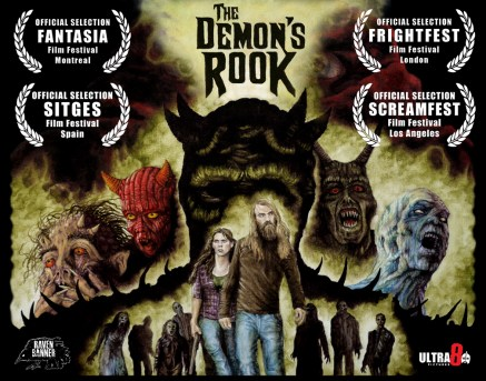 Demon's Rook poster