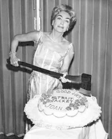 Strait-Jacket birthday cake