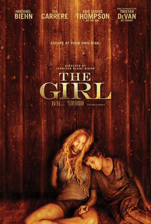 the-girl-jennifer blanc-biehn-poster
