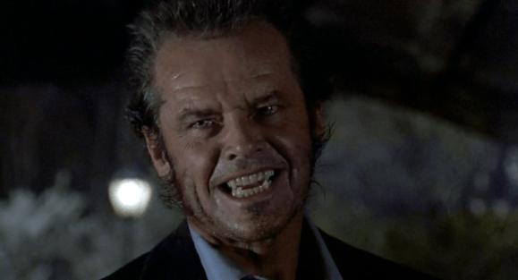 Wolf 1994 Jack Nicholson werewolf