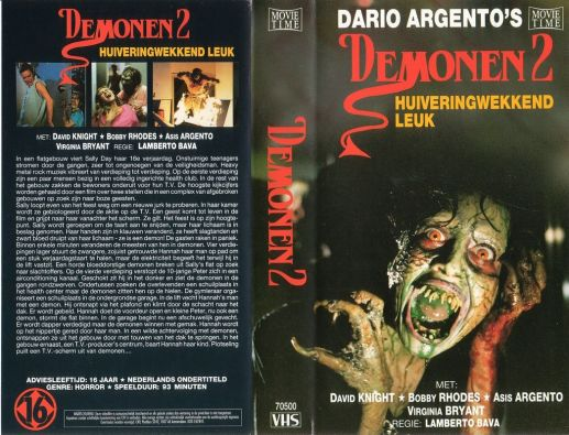Demons 2 (A)