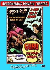 Guru the Mad Monk Retromedia DVD