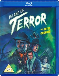Island of Terror Odeon Entertainment Blu-ray