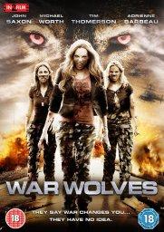 War Wolves 2009 DVD