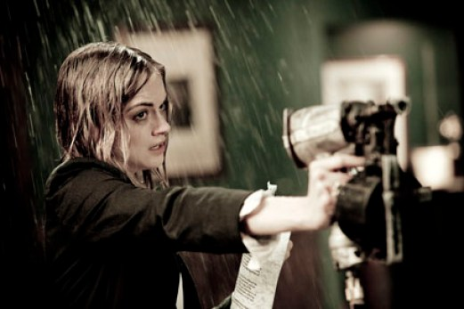 Ali Faulkner as Tricia Wilkes in ``Bad Kids Go to Hell.''