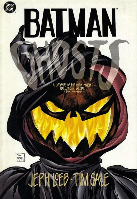 Batman Ghosts Halloween