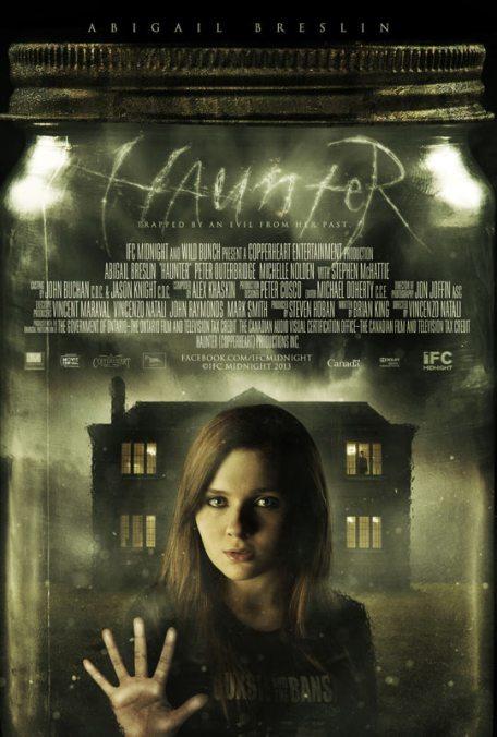 haunter movie poster