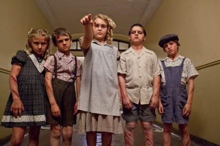 Hollows Grove 2014 horror movie creepy kids