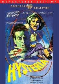 Hysteria Hammer Films DVD