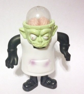 Mad Scientist McDonalds Happy Meal
