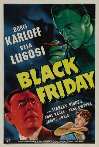 Poster - Black Friday (1940)_01