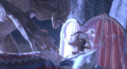 Pumpkinhead-II-Blood-Wings-Ami-Dolenz-bed-dream