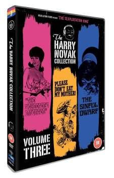 The Harry Novak Collection DVD