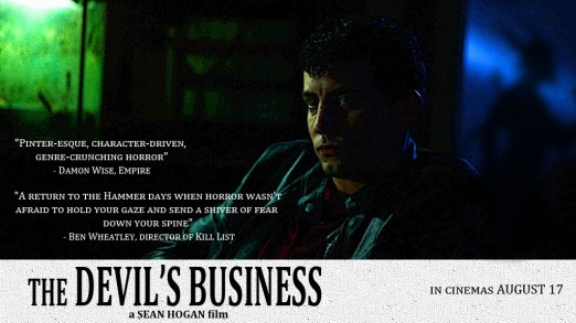 TheDevilsBusinessposter