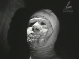 El Castillo de los Monstruos 1958 Mexico mummy