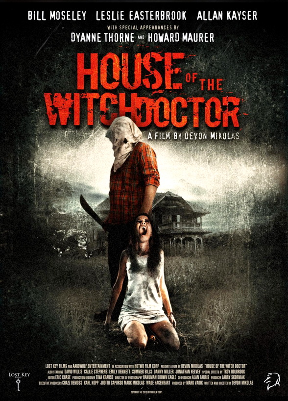 MOVIES & MANIA | House of the Witchdoctor – USA, 2013- overview and