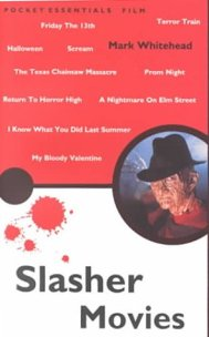 Slasher Movies Pocket Essentials Mark Whitehead
