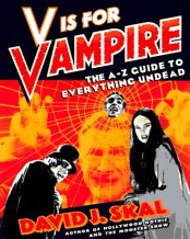 V-is-for-Vampire-David-J-Skal-book